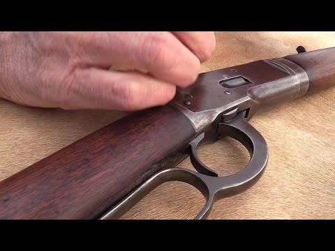 Winchester Model 92   44 40  Chapter 2