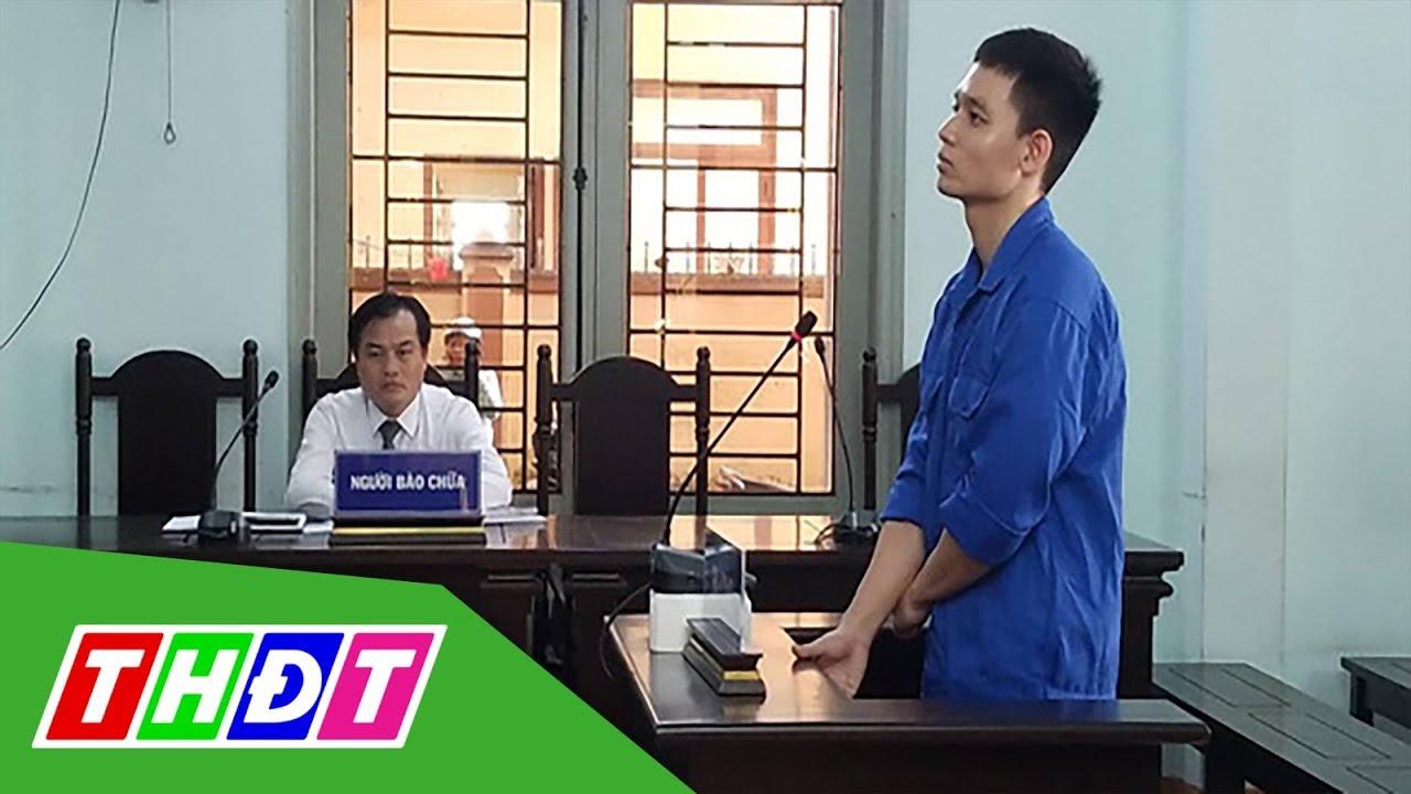 Cựu thiếu úy công an tạt axít vợ sắp cưới lãnh 6 năm tù | THDT