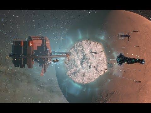 Moon Mining Test - See Moon Mining