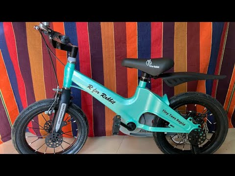 R for Rabbit bicycle unboxing, review and installation /kids cycle for 2 to 5 years#bicycle #cycle thumbnail