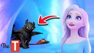 Frozen 2 New Trailer: The Truth Behind The Enchanted Forest