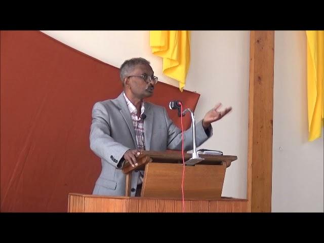 Pen Friend  -  Tamil Sermon By Elder Tharmarajah KANDASAMY