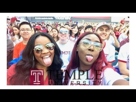 Temple University | College Vlog *Junior Year* | Welcome Week 2017
