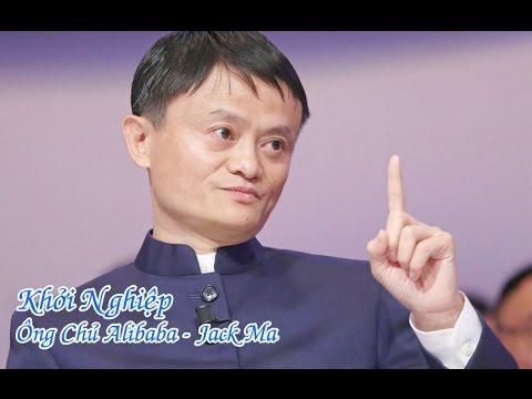Start Up - Jack Ma Chia Sẻ Kinh Nghiệm Tại Đài Loan (Phần 2)