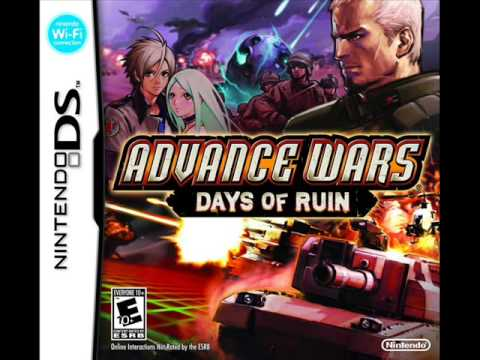 Advance Wars Days of Ruin OST: 24 - Unknown Land