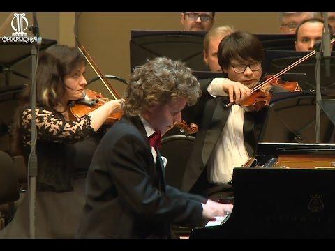 Rachmaninov Piano Concerto No.1 Nikolay Khozyainov Moscow 2016
