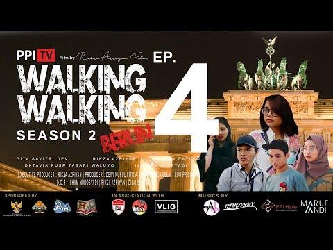 """[FUN] WALKINGWALKING, """"Gerbang Masuk ke Berlin"""", Season 2 Ep. 4"""