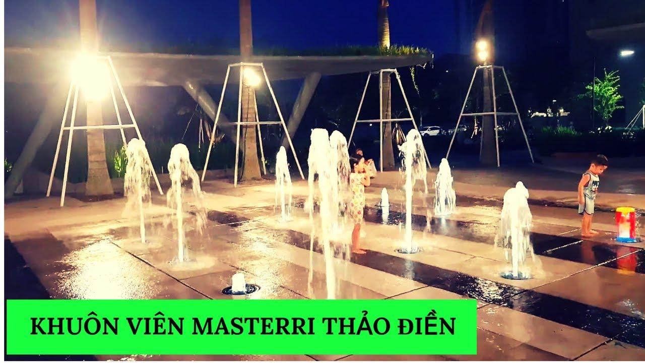 Khuôn Viên Masteri Thảo Điền Quận 2 Có Gì Thú Vị?  |#VietnamTravel – #Tourism | Hung Nguyen Family