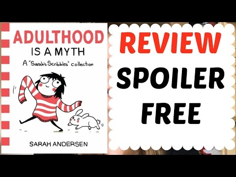 graphic-novel-review-|-adulthood-is-a-myth-|-by-sarah-andersen-|-spoiler-free