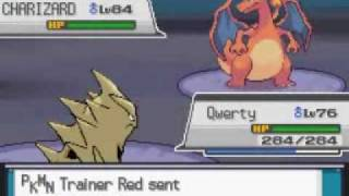 Pokemon SoulSilver / HeartGold - Final Battle Vs. Red
