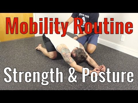 Mobility Routine for Posture, Strength and Movement