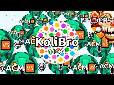 INSANE SOLO AGAR.IO GAMEPLAY ( Agar.io Highest Score Gameplay ) thumbnail