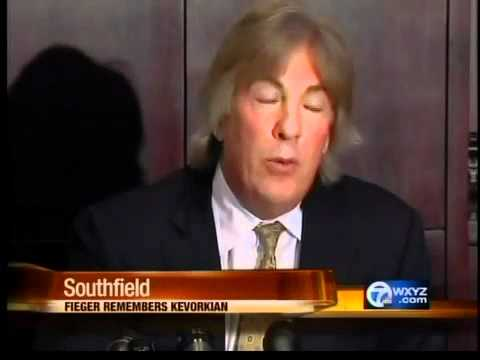 Geoffrey Fieger comments on Kevorkian death