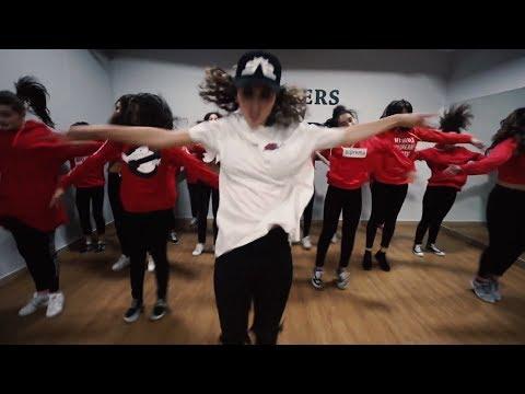 Kendrick Lamar - HUMBLE - Choreography By Magda Qarqashadze