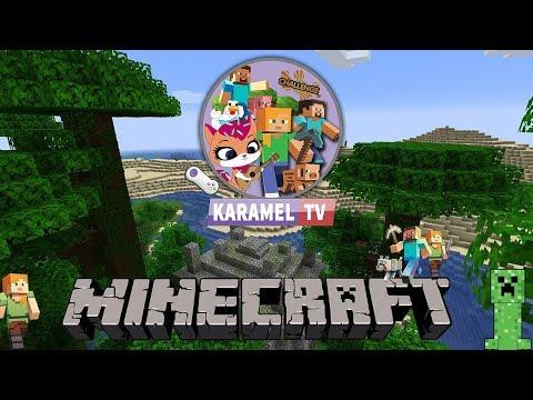 Minecraft Arayışlar || Karamel TV