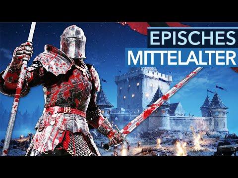Chivalry 2 hat die besten Mittelalter-Schlachten seit Jahren