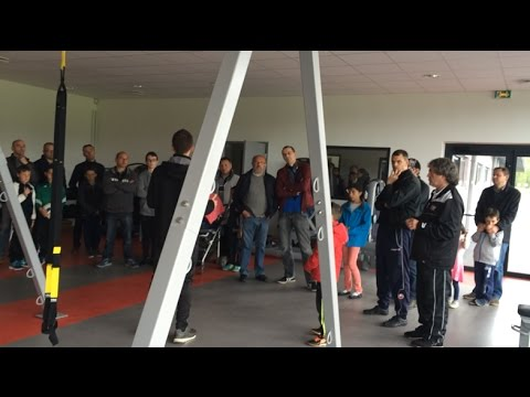 EA Guingamp : la foule au centre de formation