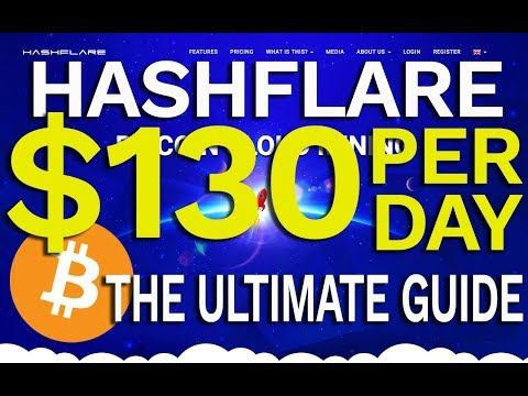 HASHFLARE BITCOIN MINING - COMPLETE GUIDE - HOW TO MINE WITH A CREDIT CARD