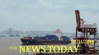 U.S. Ramps Up Trade Row With China, Threatens New Tariffs | News Today | 07/11/2018 | Donald Trump