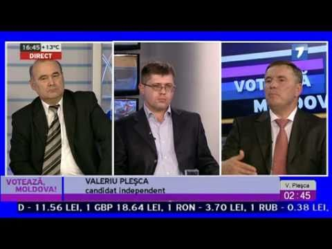 Dezbateri electorale Jurnal TV (13.11.2010, 16:10) | Alegeri 2010