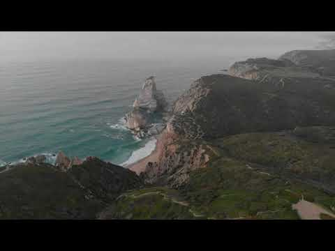 Cabo da roca - Lisboa - Praia da Ursa