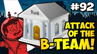 minecraft building a bank attack of the b team ep 92 hd