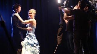 """Run Away (Cinderella)"" - Bloopers, Makeup, Behind Scenes - Elizabeth South & Jeremiah James Korfe"