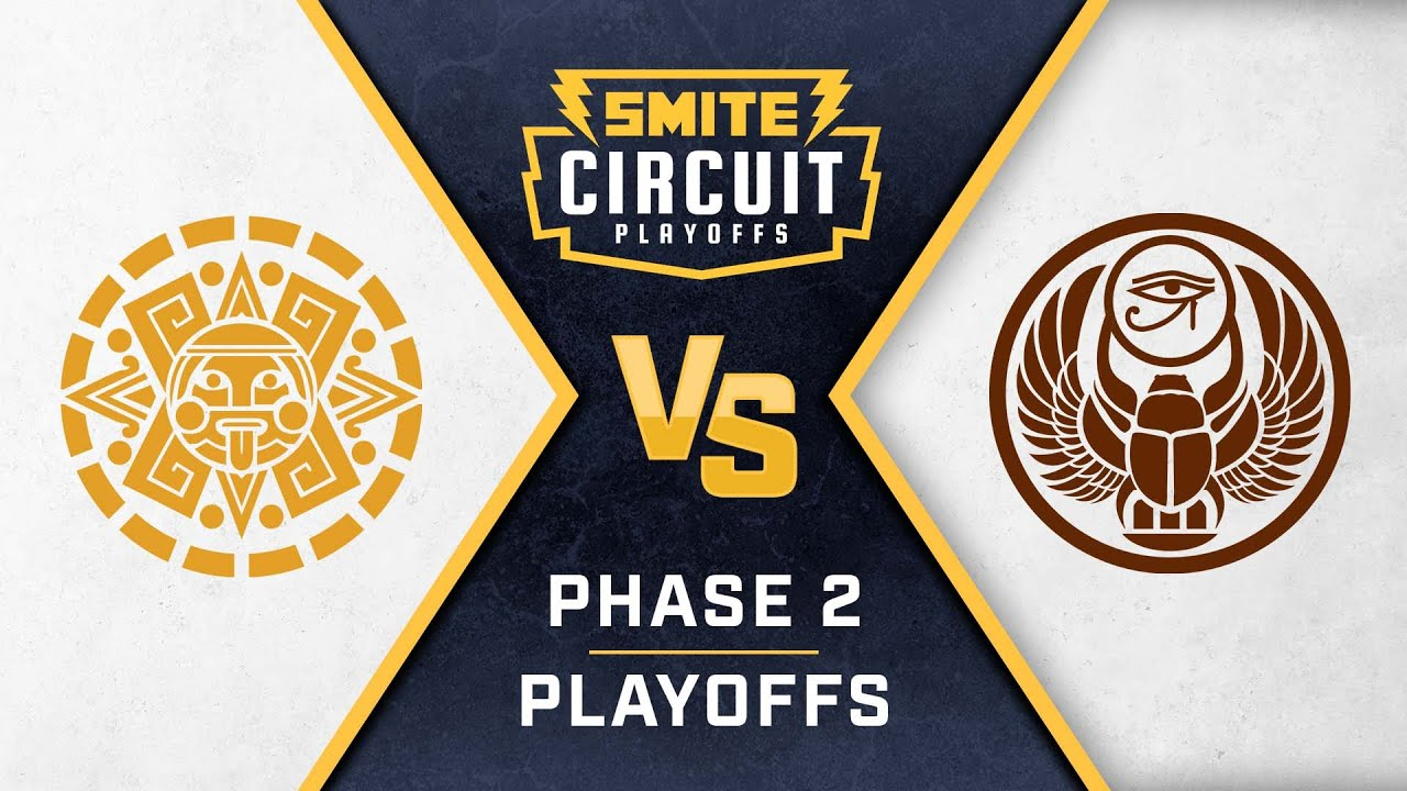 Download SMITE Phase 2 Circuit Playoffs: Day 4 Sleekness vs Winner Dogs