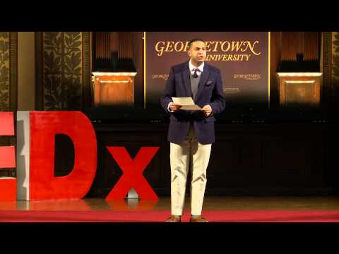Being fully human | Christopher Wadibia | TEDxGeorgetown