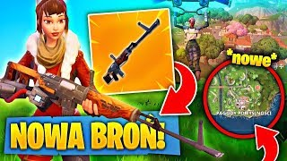 EASY WIN with NEW SNIPER and NEW TOWN in FORTNITE BATTLE ROYALE! JACOB EZ GIERKA + GIVEAWAY!
