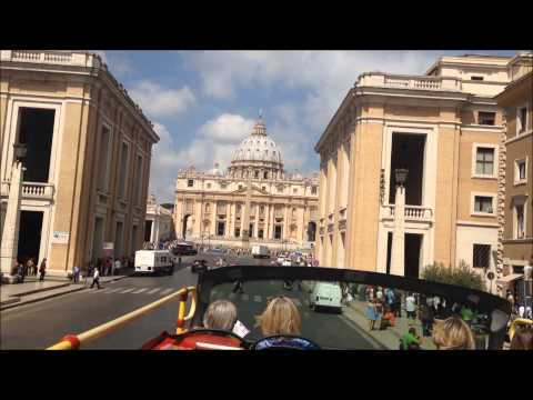 The Vatican | Italy Vlogs #3: Liv Eef & Stel