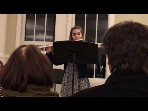 Lilliana flute 3/6/17