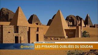 Les pyramides oubliés du Soudan [Travel]