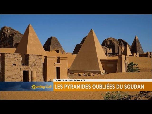 Les pyramides oubliés du Soudan [Travel] - YouTube