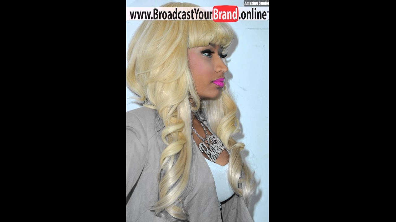 Nicki Minaj Hairstyles 2016