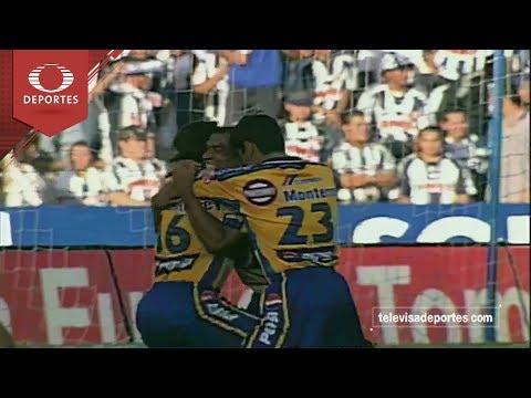 Monterrey vs Tigres (3-6). Partido anulado en Verano 2000 | Futbol Retro | Televisa Deportes