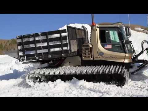 The Snowcat Dump Truck