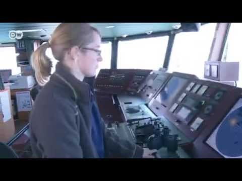 Captain Of The Ship A Woman At The Helm Made In Germany YouTube - How do you become a captain of a cruise ship