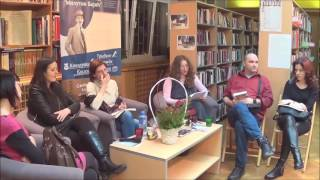 Представљање зборника ИК КРИК, 08.03.2017.