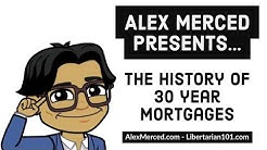 About the History of 30 year Mortgages