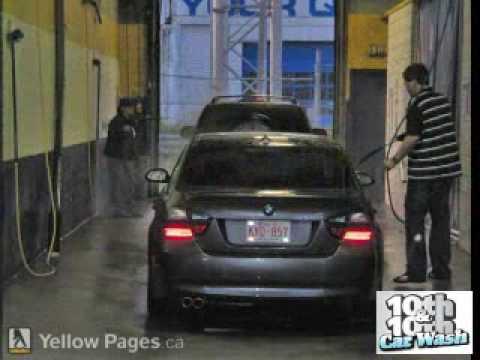 10th & 10th Car Wash - Calgary
