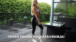 YHDEN PÄIVÄN RUOKAPÄIVÄKIRJA! | JANE |