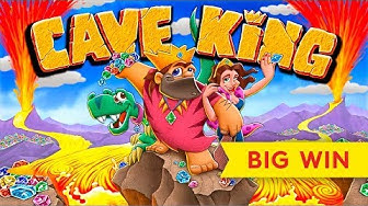 Cave King Slot - GREAT SESSION!