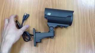 Vt-350 Light цветная уличная видеокамера с ИК подсветкой(Высокое разрешение, ИК подсветка и вариообъектив Купить камеру наблюдения http://mirvideo24.ru/product/vt-350-light Характер..., 2013-04-02T07:45:24.000Z)