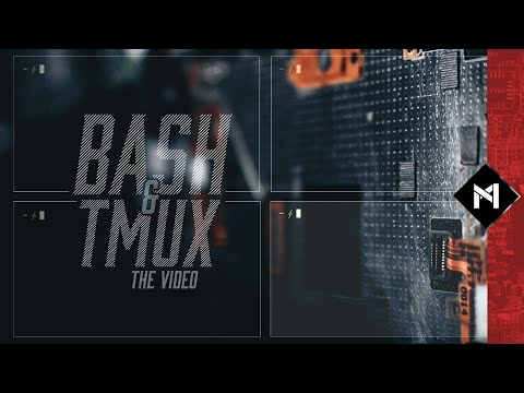 Bash & Tmux: The Video