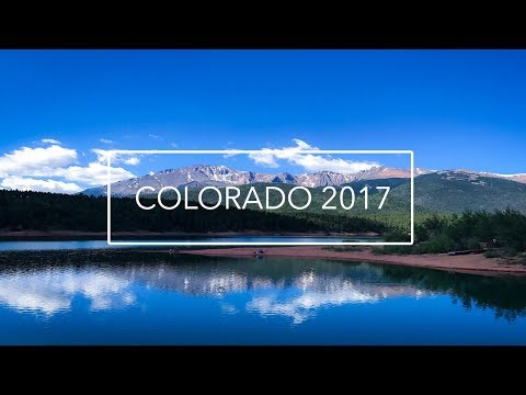 Colorado Springs 2017 // Travel Video