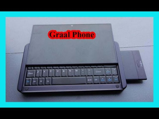 Graal Phone Lunched 2019, update version. unboxing phone.