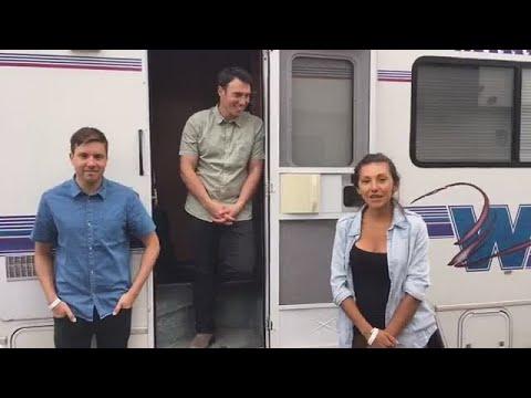 GrindTV Van Tour with photographer/filmmaker Chris Burkard | GrindTV