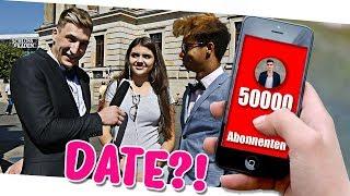WEN WÜRDEST DU EHER DATEN?! mit HENRY!💞 PLÖTZLICH 50K ABONNENTEN? 🤷♂️| urgeON