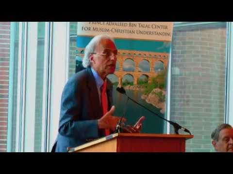 """Conference: """"Religion and the American-Muslim Community Post - 9/11"""" Part 1"""